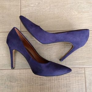 Christian Siriano for Payless Purple Heels